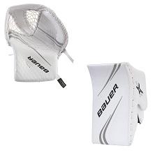 Bauer Blocker & Glove