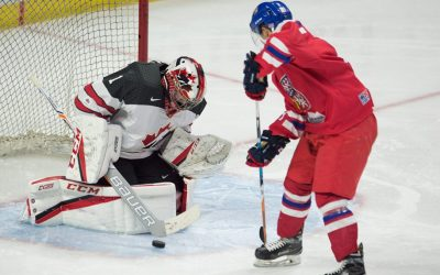 Goal Tec Success at the World Juniors